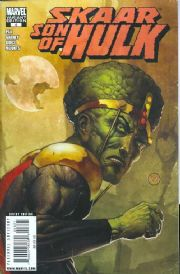 Skaar Son Of Hulk #6 Villain Variant (2008) Marvel comic book